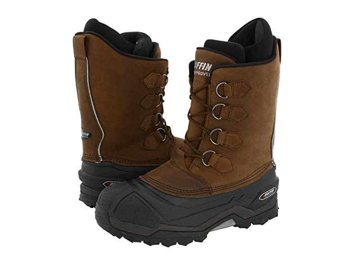 Baffin  Control Max (Worn Brown) Mens Cold Weather Boots