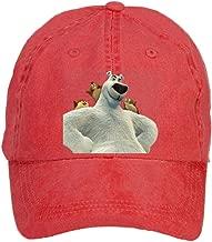 Tommery Unisex Norm Of The North Polar Bear Hip Hop Baseball Caps