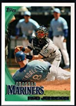 Baseball MLB 2010 Topps Update #US-262 Rob Johnson Mariners