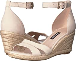 d202a6e305e New. Cotton. 147. Nine West. Jabrina Espadrille Wedge Sandal
