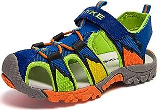 Sandalias para niño Sandalias Deportivas Zapatillas de Trekking y SenderismoUnisex Niños
