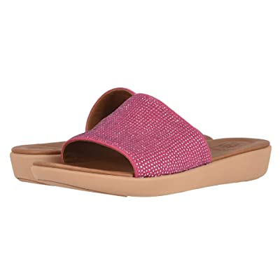 FitFlop Sola Crystalled (Psychedelic Pink) Women