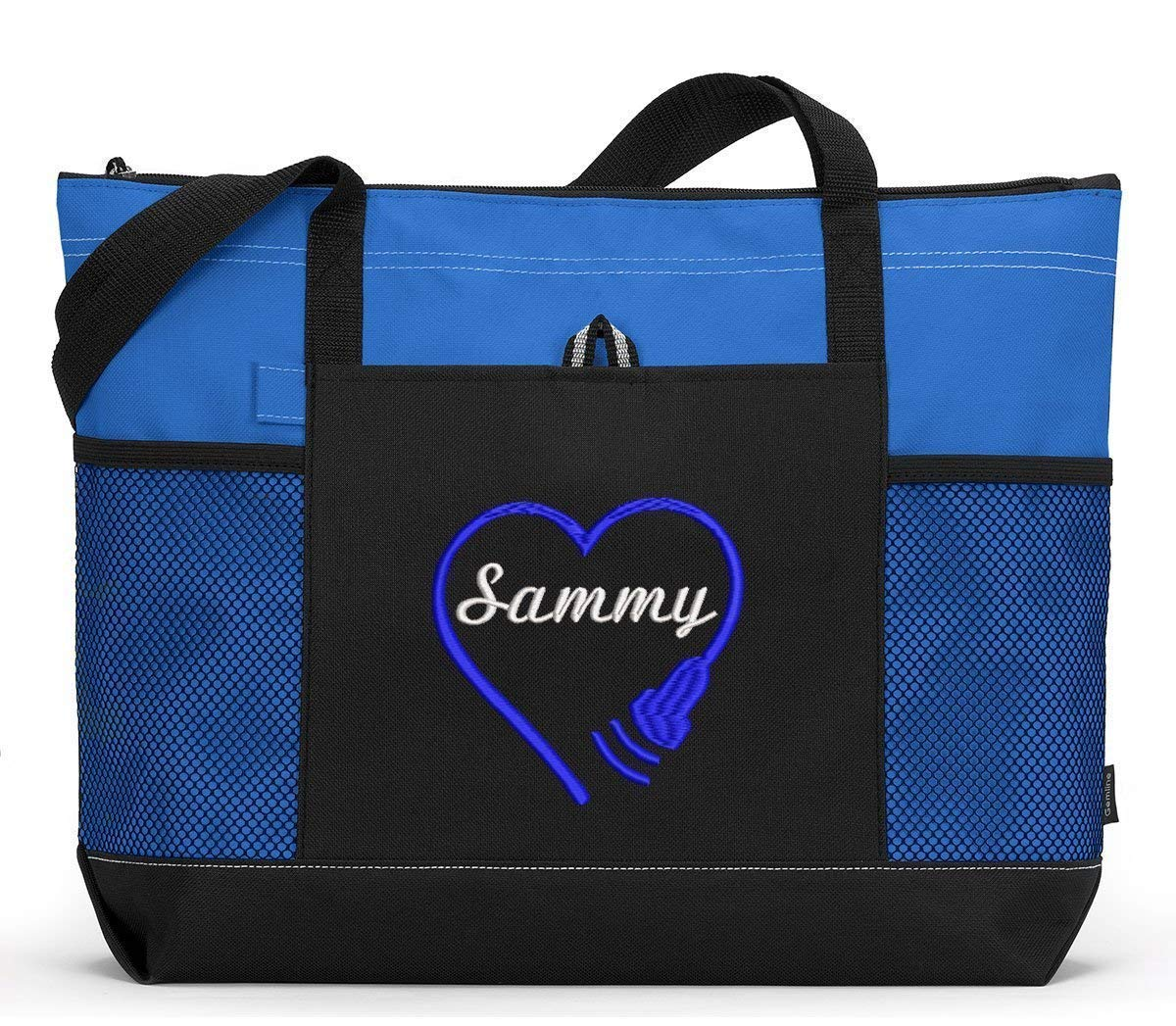 Ultrasound Tech Personalized Boston Mall trend rank Tote Embroidered