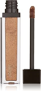 Jouer Long-wear Lip Topper, Tan Lines-Metallic Shimmering Bronze, Vanilla Macaron, 0.21 fl oz