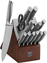 J.A. Henckels International Modernist 14-pc Self-Sharpening Block Set