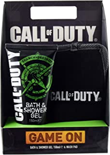 Call of Duty Gift Set Game On (Bsg & Washpad)