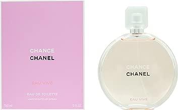 Chance Eau Vive by Chanel Eau De Toilette Spray 5 oz