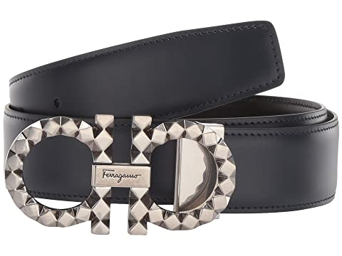 Salvatore Ferragamo Adjustable/Reversible Belt - 67A084