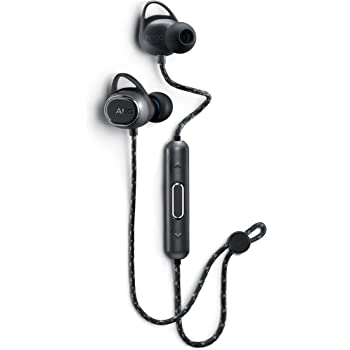 AKG N200 Wireless Bluetooth Earbuds - Black (US Version)