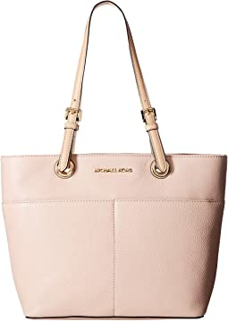 Bedford Top-Zip Pocket Tote