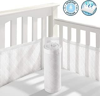 Best organic mesh crib bumper Reviews