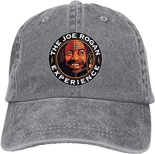 The Joe Rogan Experience Solid Adjustable Denim Hat Classic Baseball Cap for Men and Women