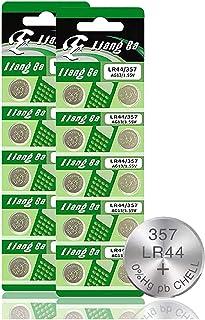 Liang ba 20 LR44 SR44 AG13 357 303 Batteries 1.5V Button Coin Cell Battery (LR44)