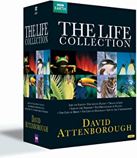 Attenborugh: the Life Collecti