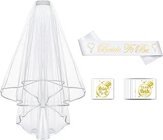 LINVINC Fascia di Futura Mamma Mommy To Be Sash Celebrando i Regali di Gravidanza Accessori di Feste Decorazioni per Baby Shower Bianco
