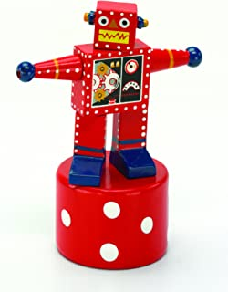 The Original Toy Company Robot Thumb Puppet