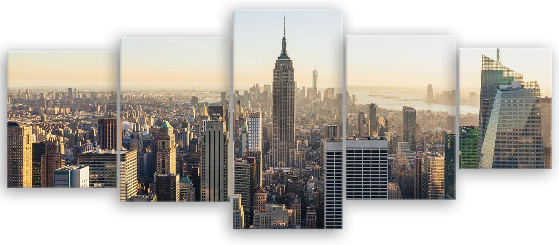 CANVAS Leinwand bilder XXL New York Bild Wandbild 15F0233280