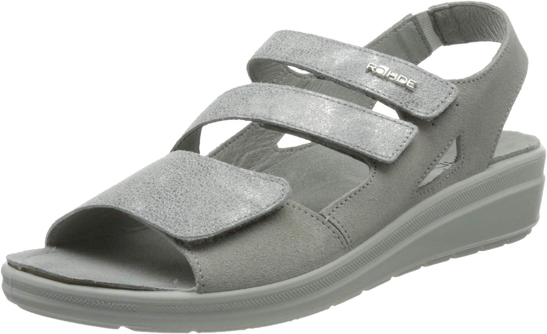 Rohde Women's Rivella Finally popular brand Boston Mall Sandals
