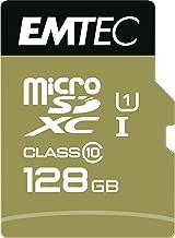 Emtec Microsdxc 128GB Class10 Gold +