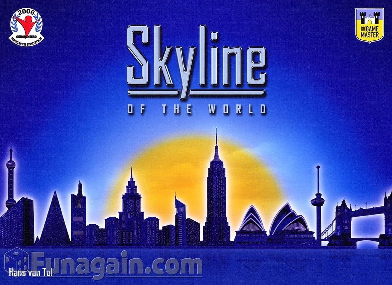 Skyline of the World B003NY9CNG Ausgezeichnetes Handwerk | Neues Design