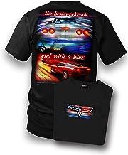 Wicked Metal Corvette Shirt – Corvette C6 – Best Weekends
