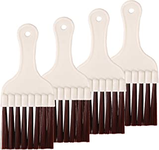 mayoyo 4 Pieces Air Conditioner Condenser Fin Cleaning Brush, Refrigerator Coil Cleaning Whisk Brush and more.