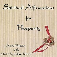 spiritual affirmations for prosperity
