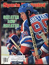 SI: Sports Illustrated January 23, 1984 Greater and Greater Wayne Gretzky G