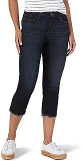 Women's Legendary Regular Fit Mid Rise Capri Jean