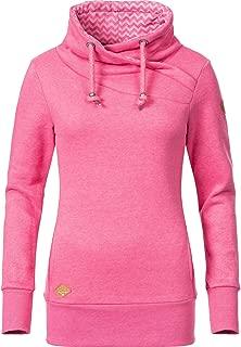Ragwear Nuggie Sweat Hoodie Damen Sweatshirt Pink