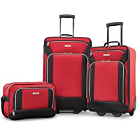 American Tourister Fieldbrook XLT 3 Piece Luggage Set (Multiple Colors)