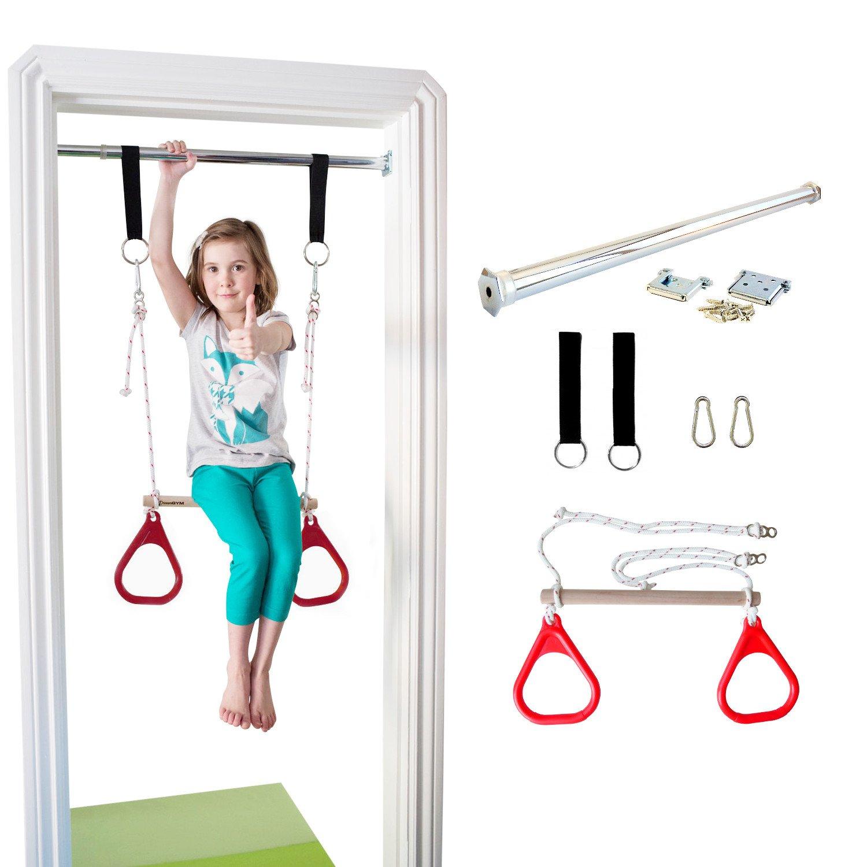 Indoor DreamGYM Trapeze Gymnastic Doorway