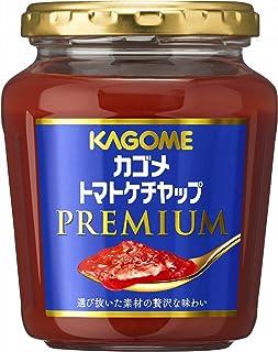 カゴメ トマトケチャッププレミアム 260g ×6個