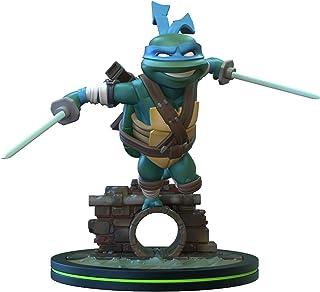 Quantum Mechanix QMx - Teenage Mutant Ninja Turtles TMNT - Leonardo Q-Fig