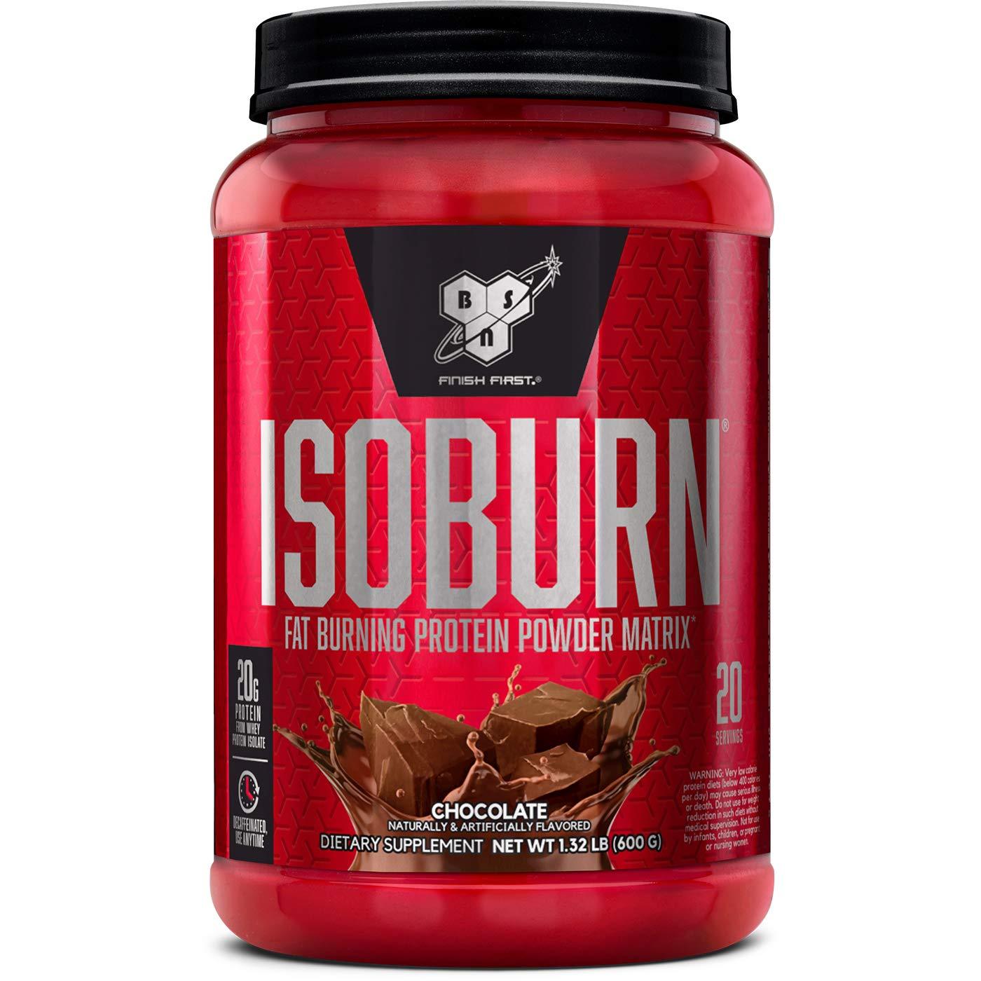 BSN ISOBURN Protein Powder L carnitine