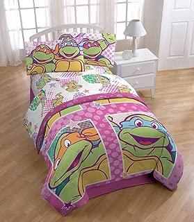 teenage mutant ninja turtles full bedding set