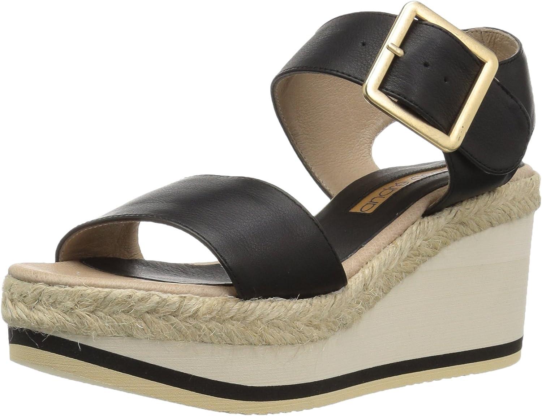 André Assous Women's Limited time sale Carmela Espadrille Sandal Import Wedge