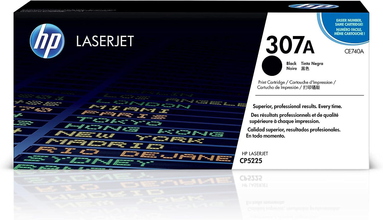 HP 307A   CE740A   Toner-Cartridge   Black