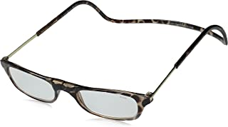 Clic Magnetic Reading Glasses Tortoise, 1.25