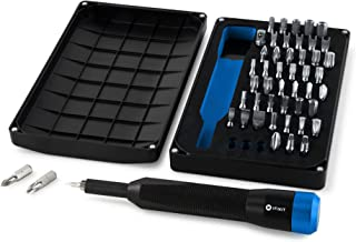 iFixit Mahi Driver Kit Kit de 48 Puntas para Destornillador mango destornillador de aluminio