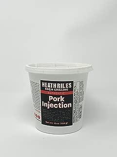 Heath Riles BBQ Pork Injection