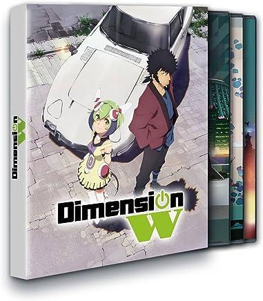 Dimension W コンプリート DVD-BOX (全12話, 300分) ディメンション ダブリュー 岩原裕二 アニメ [DVD] [Import] [PAL, 再生環境をご確認ください]
