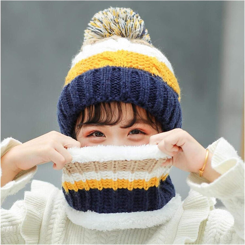 Max 62% OFF Denver Mall YSYSPUJ Winter hat Big Kids Knit Scarf Set and Hat Child