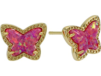 Kendra Scott Lillia Butterfly Stud Earrings