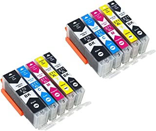 CMDZSW Per PGI570 PGI-570 CLI-571 Cartucce d'inchiostro compatibili per Canon Pixma MG5750 MG5751 MG5752 MG5751 MG5752 MG5...