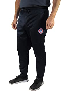 Official FC Bayern Munich Mens Track Jogger Style Casual Sport Pant