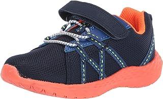 Carter's Kids' Hoppy Slip on Hook and Loop Light Weight Athletic Shoe Sneaker