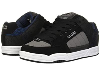 Globe Tilt (Black/Blue Knit) Men