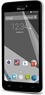 BLU Studio 5.0Ce 1.3GHz Dual Core, Android 4.4 KK, 3.2MP + VGA Camera - Unlocked (White)