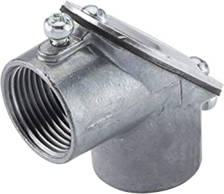 Halex 94410 1 in. 90-Degree EMT Pull Elbow with Gasket